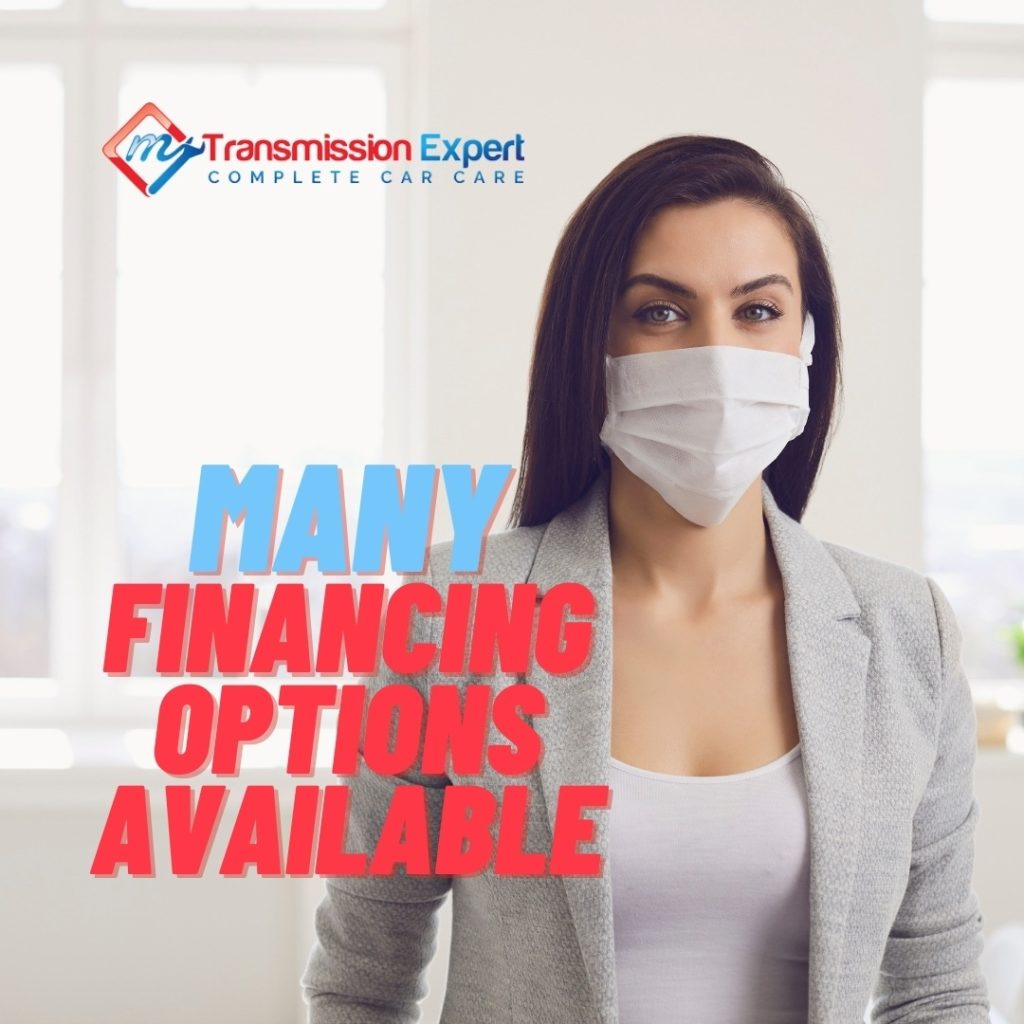 transmission financing shops that take payments
