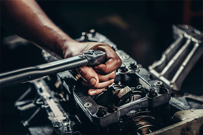 Mechanic Working1, My Transmission Experts
