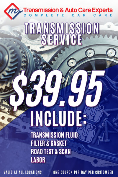 3995, My Transmission Experts